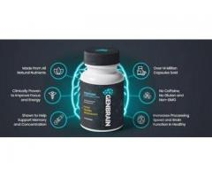 How Does GenBrain Pills Reviews Work?